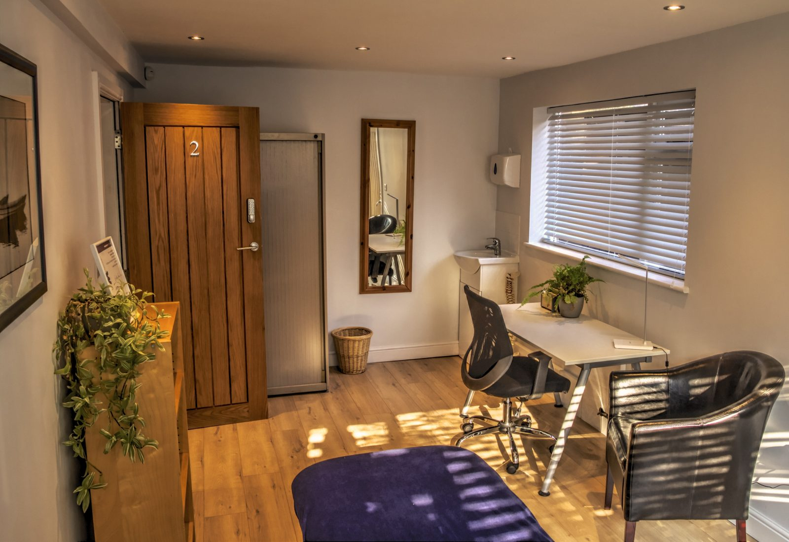 Therapy Rooms to Rent | Burton on Trent